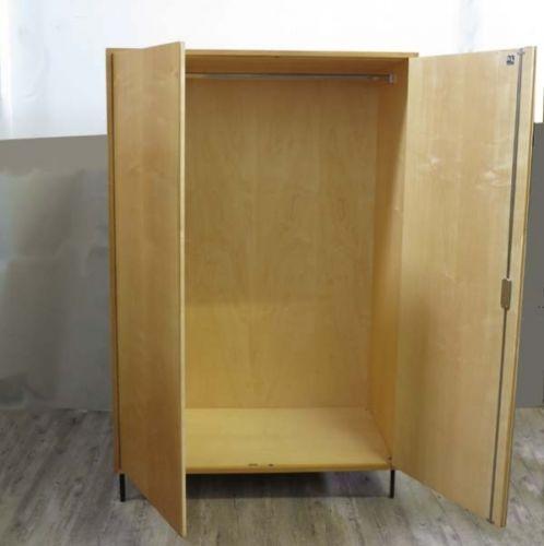 vintage kleiderschrank von wk m bel 1950er bei pamono kaufen. Black Bedroom Furniture Sets. Home Design Ideas