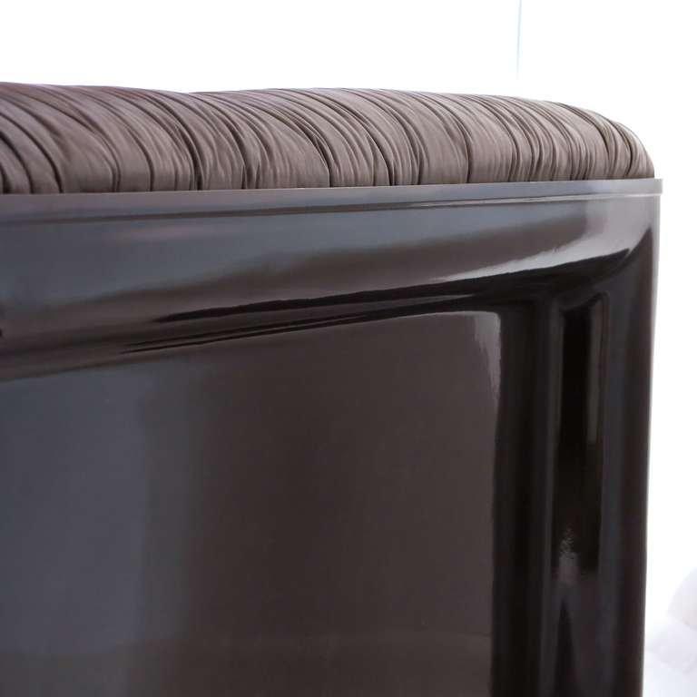 leather sofa by gerd lange 1970s for sale at pamono. Black Bedroom Furniture Sets. Home Design Ideas