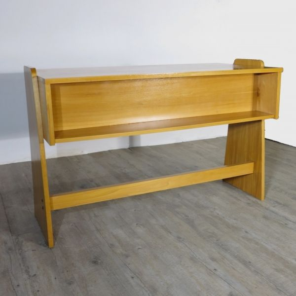 bureau scandinave vintage 1960s en vente sur pamono. Black Bedroom Furniture Sets. Home Design Ideas