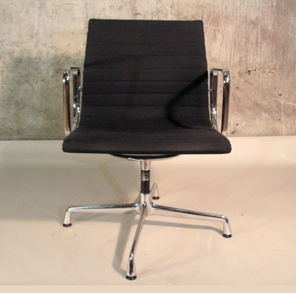 vintage ea 108 chair by charles eames for vitra for sale at pamono. Black Bedroom Furniture Sets. Home Design Ideas