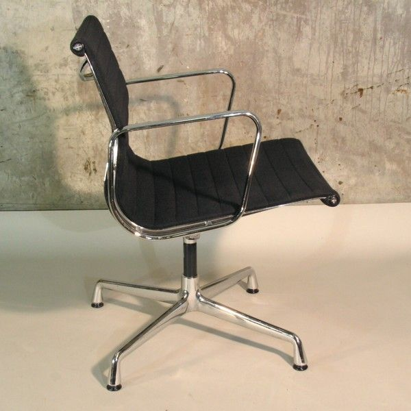 vintage ea 108 chair by charles eames for vitra for sale at pamono