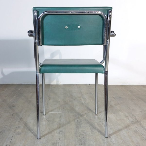 Industrial design salon chair for sale at pamono for Industrial design chair