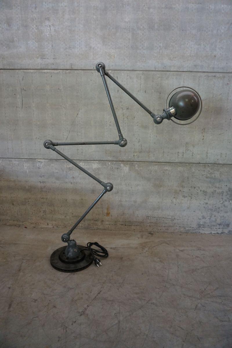 Industrielle franzs sische vintage lampe von jield 1950er bei pamono kaufen - Lampe vintage industrielle ...