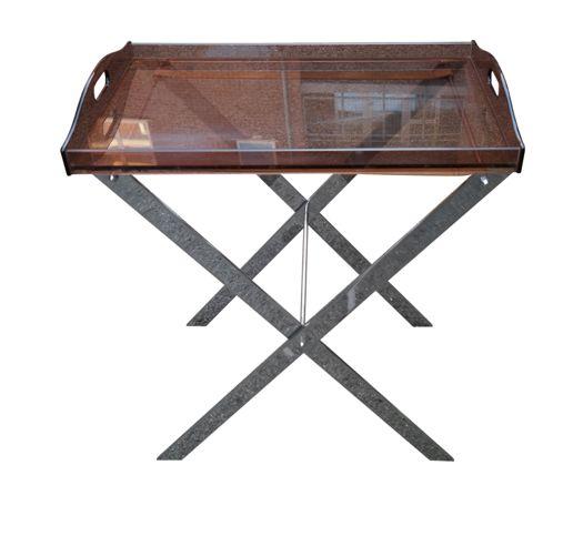 Vintage Butleru0027s Tray Table, 1970s