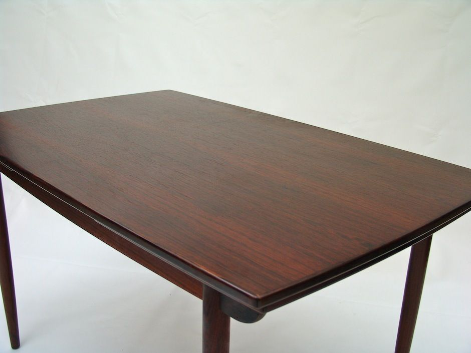 Extensible dining table from webe for sale at pamono for Table extensible 3 suisses