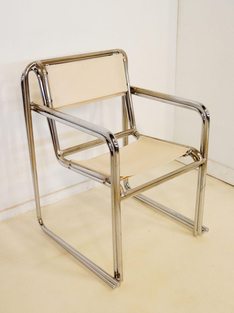 Bauhaus stuhl modell 39 rp 7 39 von bruno pollak bei pamono kaufen for Bauhaus stuhl