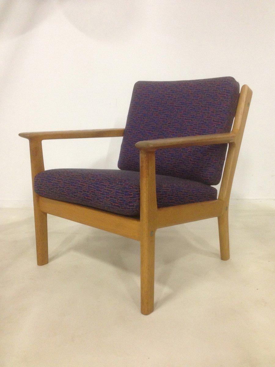 GE265 Armchair by Hans J. Wegner for Getama