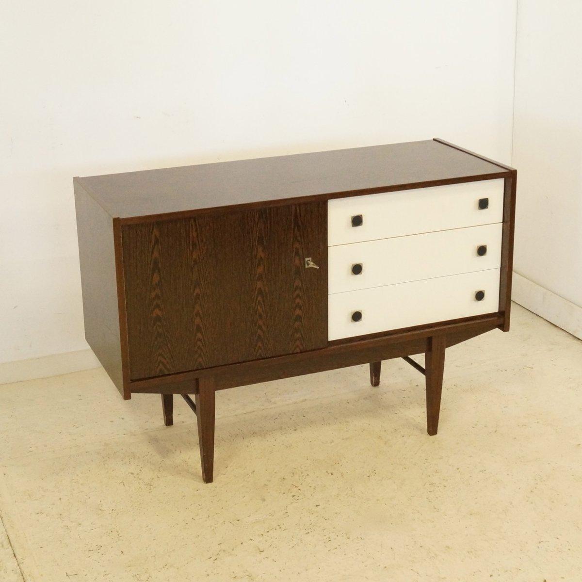 kleines wenge sideboard 1960er bei pamono kaufen. Black Bedroom Furniture Sets. Home Design Ideas