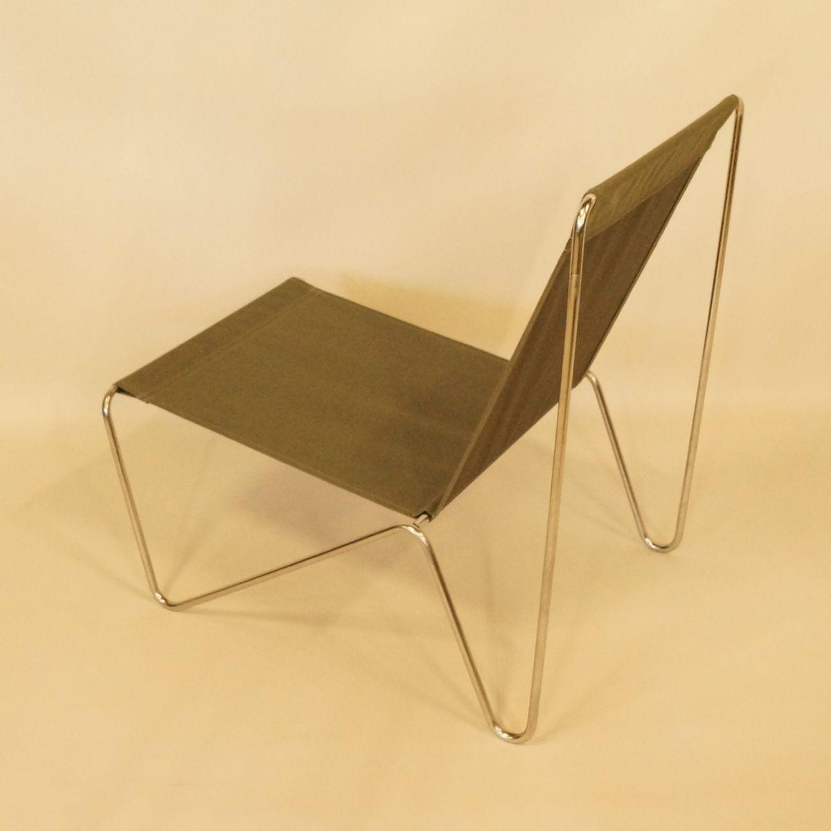 Original Panton Chair bachelor chair by verner panton for fritz hansen 1955 for sale at pamono