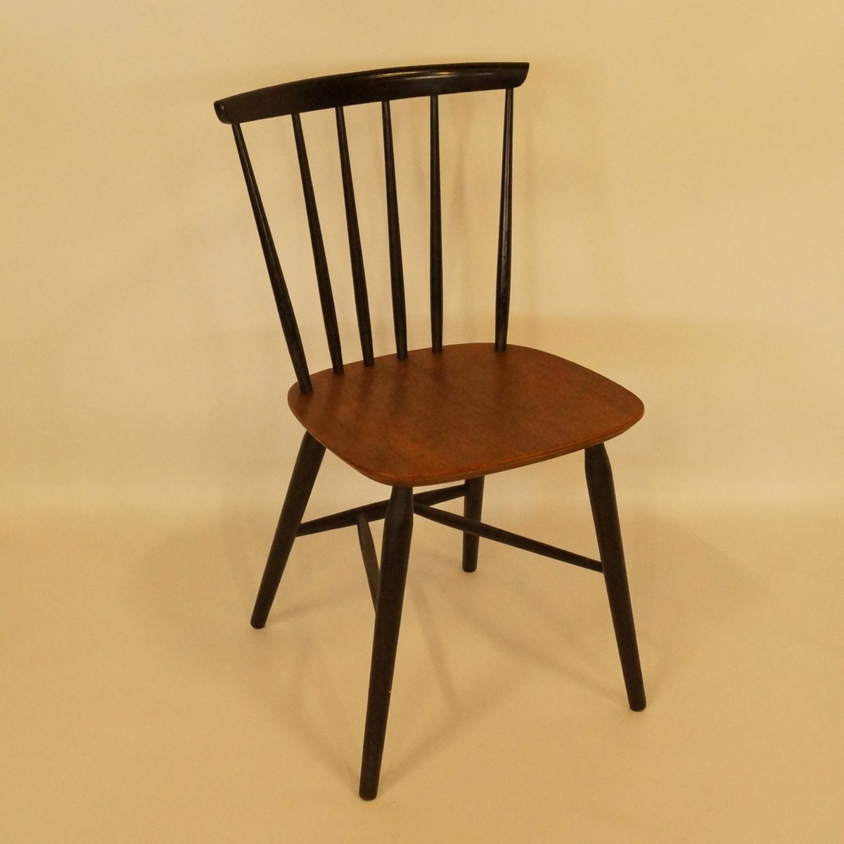 Vintage Teak Dining Chair From Farstrup 1960s For Sale At Pamono