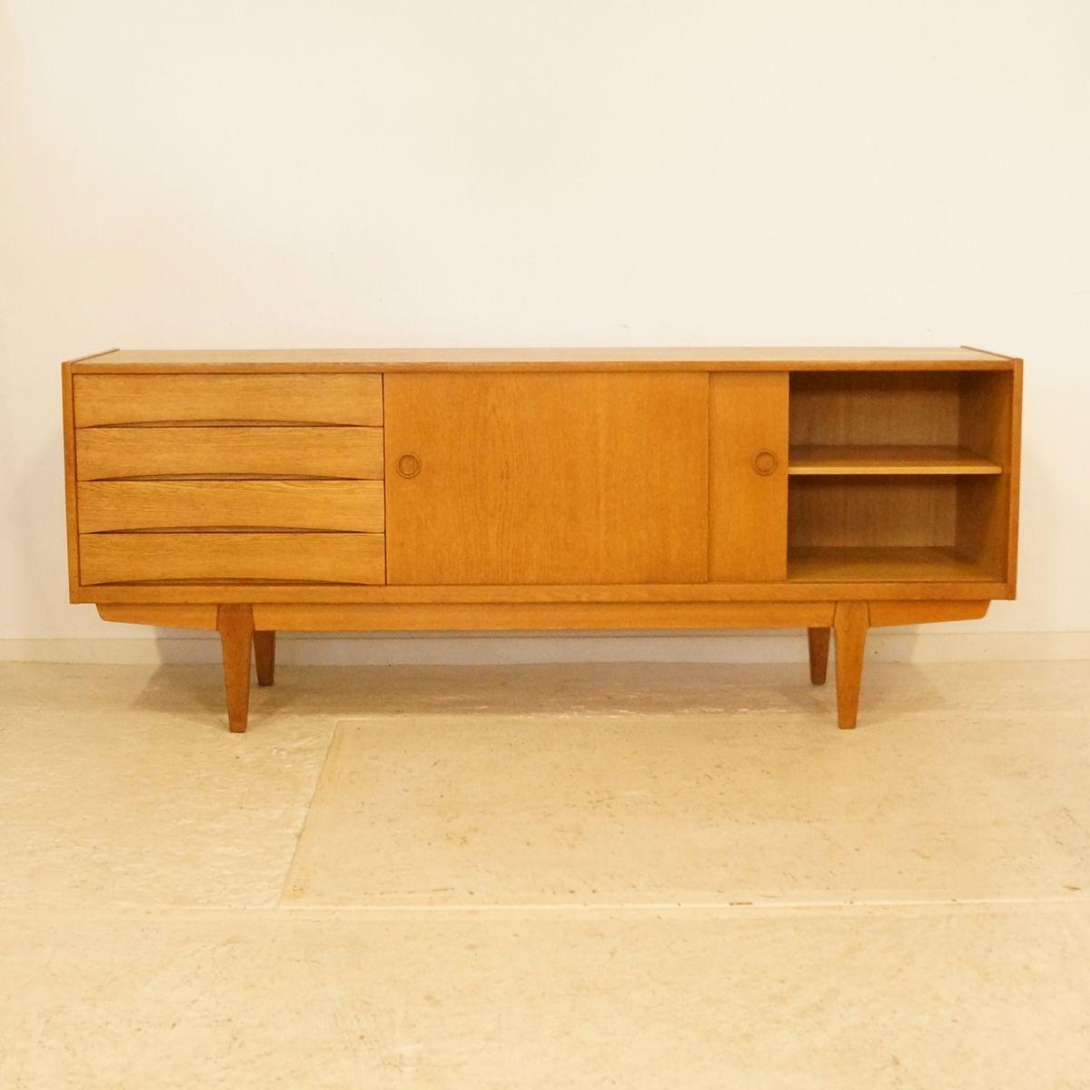 vintage sideboard from fristho 1960s for sale at pamono. Black Bedroom Furniture Sets. Home Design Ideas