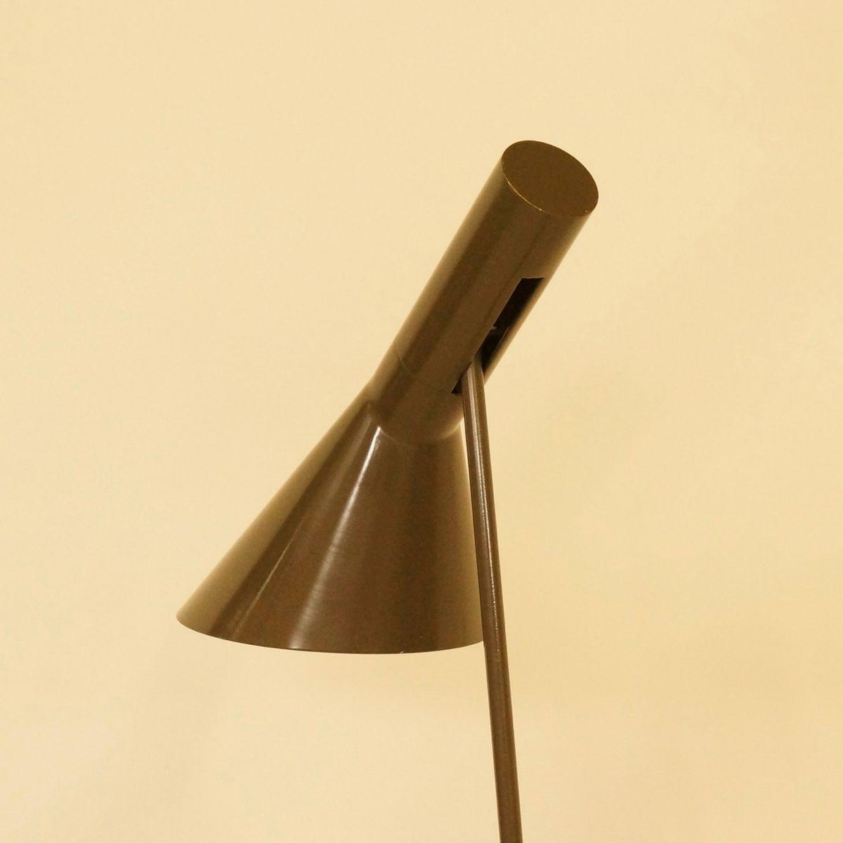 visor stehlampe von arne jacobsen f r louis poulsen 1958. Black Bedroom Furniture Sets. Home Design Ideas
