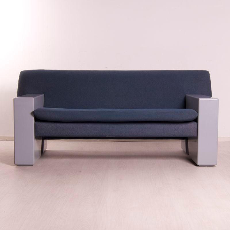 sandwich sofa by peter van der ham for artifort 1968 for sale at pamono. Black Bedroom Furniture Sets. Home Design Ideas